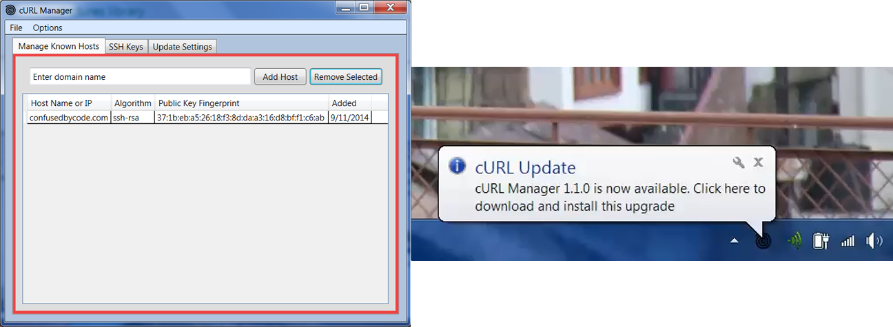 cURL for Windows: a Windows Installer for the Web Transfer Tool